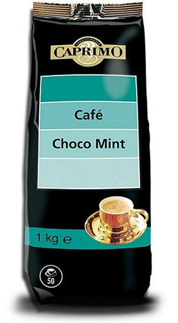 Cafe Choco Mint - Cappuccino, Caprimo