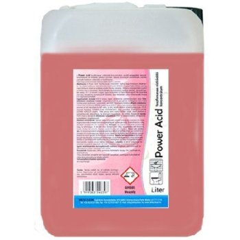 Oferta de Curatenie generala Delta Clean Power Acid detartrant concentrat - 1L