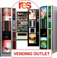 RES Depozit consumabile Vending, HORECA, Office  RES Coffee Shop Furnizor de consumabile vending din depozit propriu si Magazin online cafea vending Vending Outlet